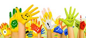 Kindergarten-Gruppen